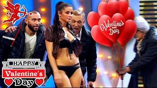 День Святого Валентина взрослый юмор и приколы 2021 Дизель Шоу лучшее