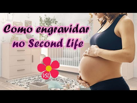 Como engravidar no Second Life - Mama Allpa