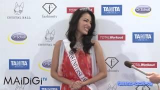 「2013ミス・ユニバース」日本代表の最終選考会が3月4日、東京国際フォ...