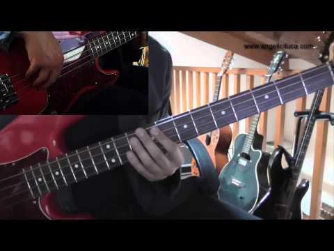 Cissy Strut - John Mayer Trio - Bass Cover - Pino Palladino Bassline