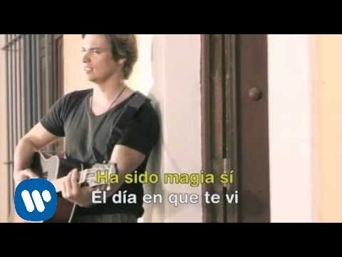Carlos Baute - Amarte bien (Karaoke)