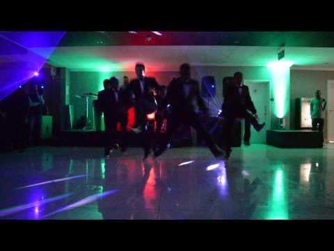 Mario Gomes Hip Hop Dance Academy - La Vida Bella 4 (part 1)