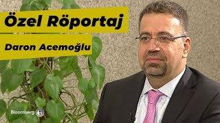 Özel Röportaj | Prof. Dr.  Daron Acemoğlu