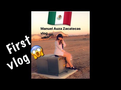 My First Vlog ( Going To Mexico 🇲🇽)