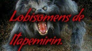 Lobisomens de Itapemirin. (Espírito Santo)