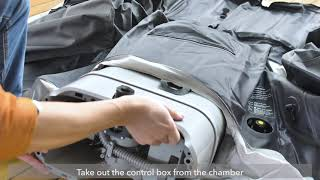 【MSPA 2021】HOW TO DISASSEMBLE A CONTROL BOX
