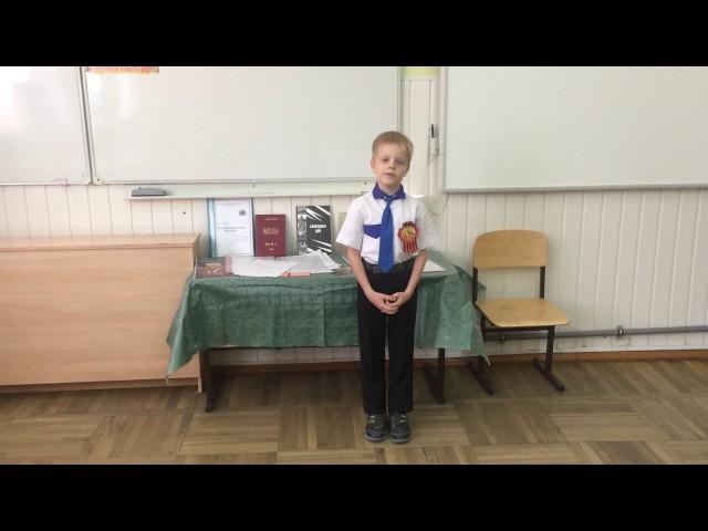 Изображение предпросмотра прочтения – ИринаКоваленко читает произведение «Баллада о маленьком человеке» Р.И.Рождественского