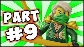 LEGO Ninjago: Nindroids - Walkthrough - Part 9 - Stop! Thief!