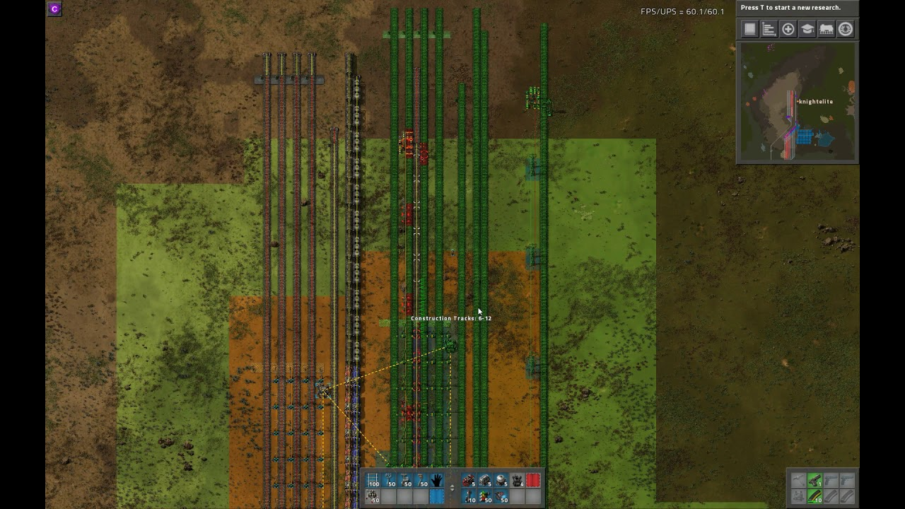 Factorio - LTN in Vanilla Guide, version 1 0 - Factorio 0 16 only