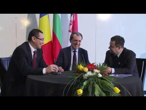 Întâlnire trilaterală, Bulgaria, Ruse