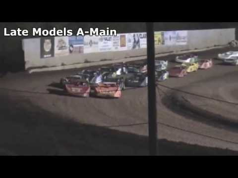Cottage Grove Speedway, September 10, 2016, Late Models A-Main