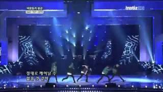 110102 [HQ] B2ST/BEAST - Shock Live