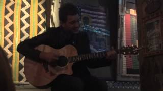 Andy Grammer / I Choose You / Anaheim Meet and Greet House of Blues May 2013