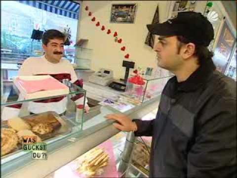 Türkische supermarkt Adese Was guckst du