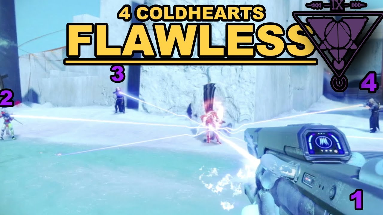 Epic 4 COLD HEARTS Flawless Run!!