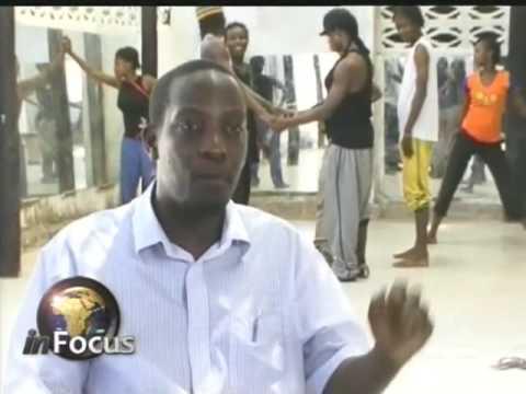 Tanzania Art on VOA's In Focus