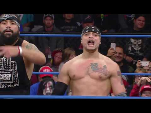 New Tag Team Champions!   IMPACT March 30th, 2017