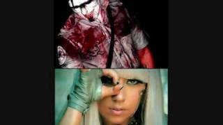 Combichrist vs Lady Gaga - Today I woke to a Poker Face [Remix by DJ Bodynerv]