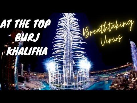 At The Top Dubai Burj Khalifa Hd 828m Worlds Tallest Building At