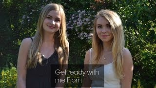 GRWM: prom hair, makeup & outfit♥ Thumbnail