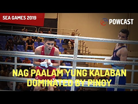 SEA Games Boxing