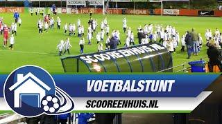Quick Boys Scooreenhuis.nl Voetbalstunt