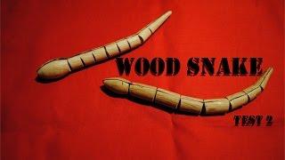 Wood Snake - Test 2