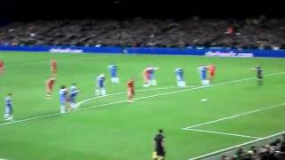 andy carroll penalty vs chelsea 29/11/2011