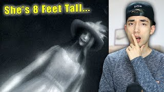 Reading The Creepiest Horror Story Ever! | 8 Feet Tall