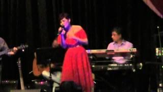 Ngan Nam Van Doi -  Ngoc Anh  - Tia Nang Band -  Guitar Toan Vo in Charlotte 5 30 15