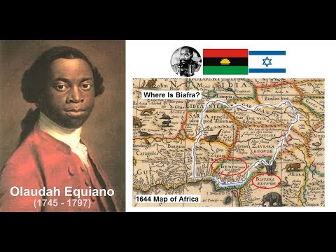 BIAFRA: Nigeria's Igbo Jews: 'Lost Tribe' Of Israel. The Biafrans Today.