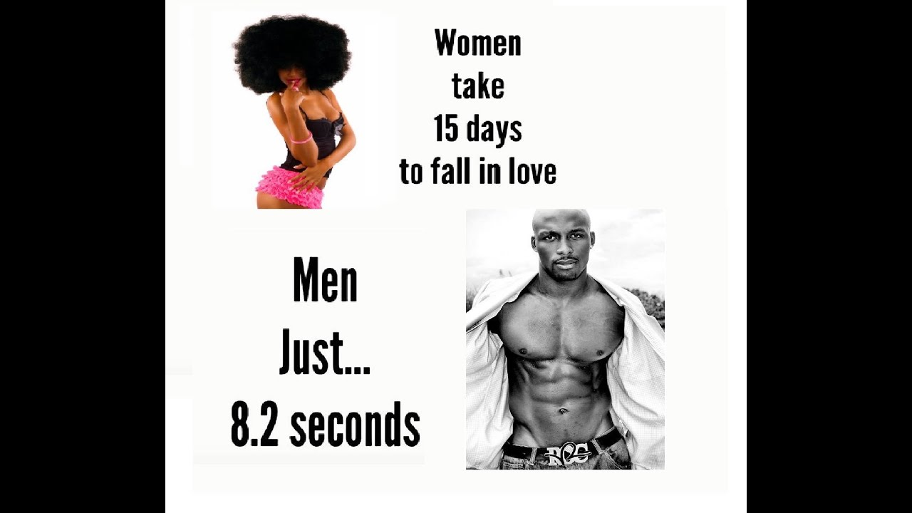 How Soon Do Men Fall In Love