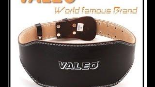 Пояс для бодибилдинга от Valeo. Посылка из Китая.Belt for bodybuilding
