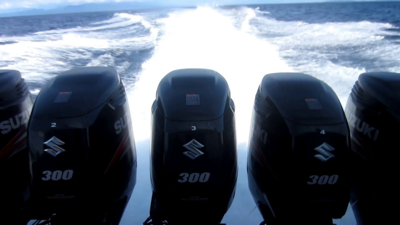 8 x 300 hp suzuki outboard from gili to bali whit 60 for 400 hp boat motor price