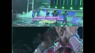 ジャニーズWEST - PARTY MANIACS