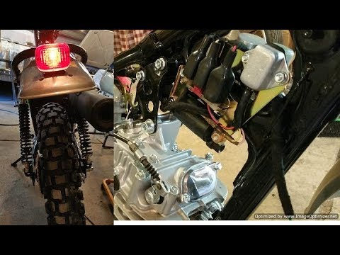 Honda XL250 Restoration Part 17 - Electricals and Other Small Items