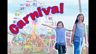 Kids CARNIVAL and FAIR Ride Challenge and Parade - KJAR Crew