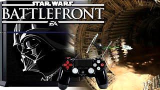 Star Wars Battlefront - Limited Edition PS4 Bundle Details & Battle Of Jakku DLC