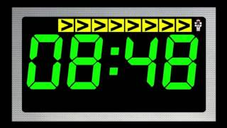 20 Minute countdown timer with 16bit music