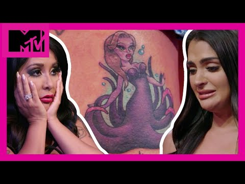 Will These Huge Tattoos End This 'MTV Floribama Shore' Friendship? | How Far Is Tattoo Far? | MTV Mp3