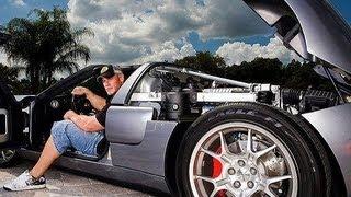 أفضل 10 سيارات يمتلكها جون سينا