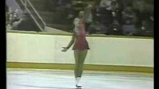 Katarina Witt - 1983 Skate Canada Long Program