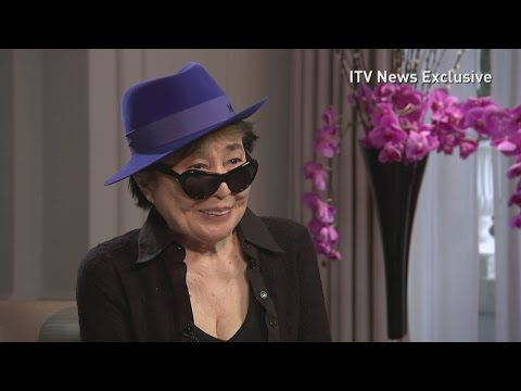 Yoko Ono on John Lennon: The world would be different if he were alive