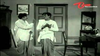Telugu Comedy Scene - Rajababu Romance With Beauty
