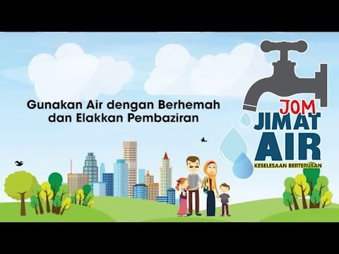 TIPS JIMAT AIR  YouTube