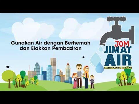 TIPS JIMAT AIR  YouTube