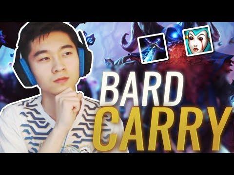 Biofrost - CARRYING AS FULL AP BARD?! (ft. Darshan)