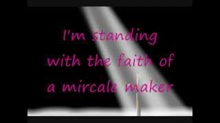 Miracle Maker By: Kim Walker - Smith WIth Lyrics