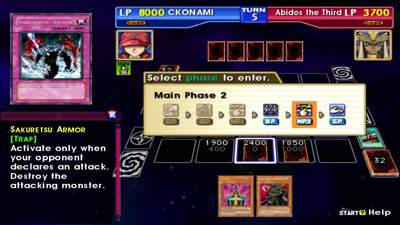 Yu-Gi-Oh! GX Tag Force Evolution - PS2