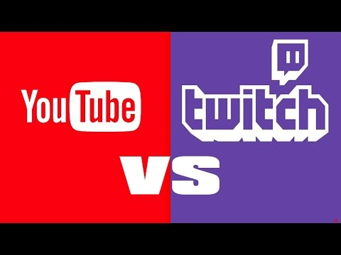 Which is Better? Streaming on Youtube or Twitch?